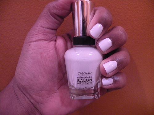 Sally Hansen Complete Salon Manicure Lavendar Cloud
