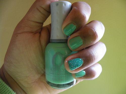 orly mint mojito