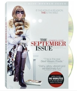 The September Issue on DVD