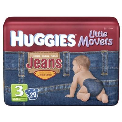 huggies denim diapers