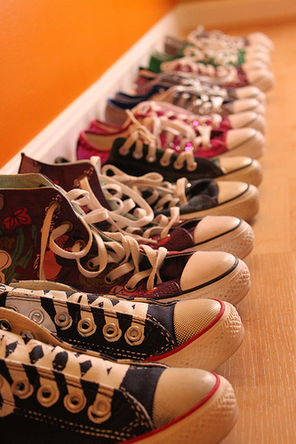 Chuck Taylors collection