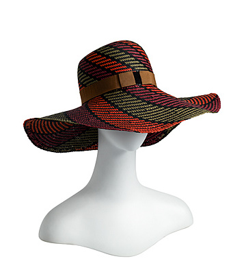 Jessica Simpson Collection Swirl Floppy Hat