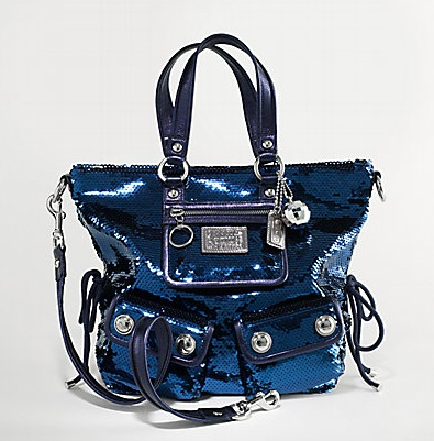 coach poppy sequins spotlight