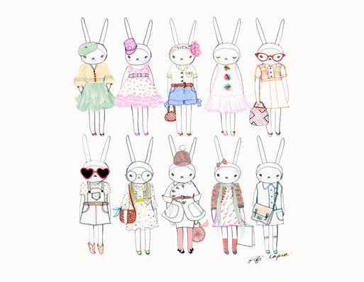 Image from Fifi Lapin