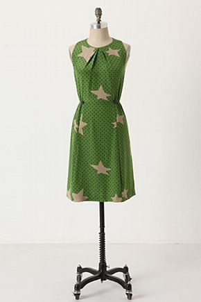 anthropologie twinkle twinkle dress dress