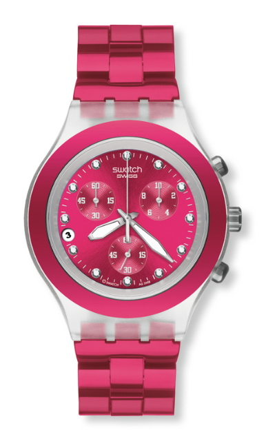 Swatch Full Blooded Raspberry
